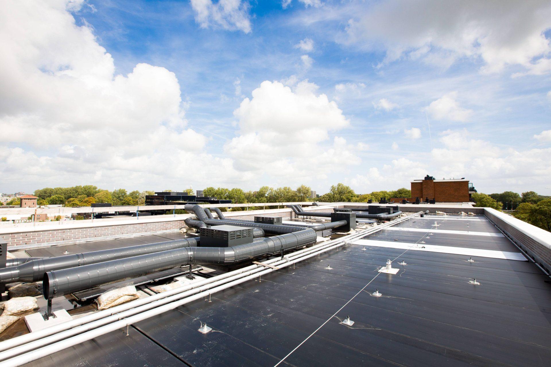 Triple Solar energiedak voor appartementencomplex Slachthuisbuurt Haarlem 01