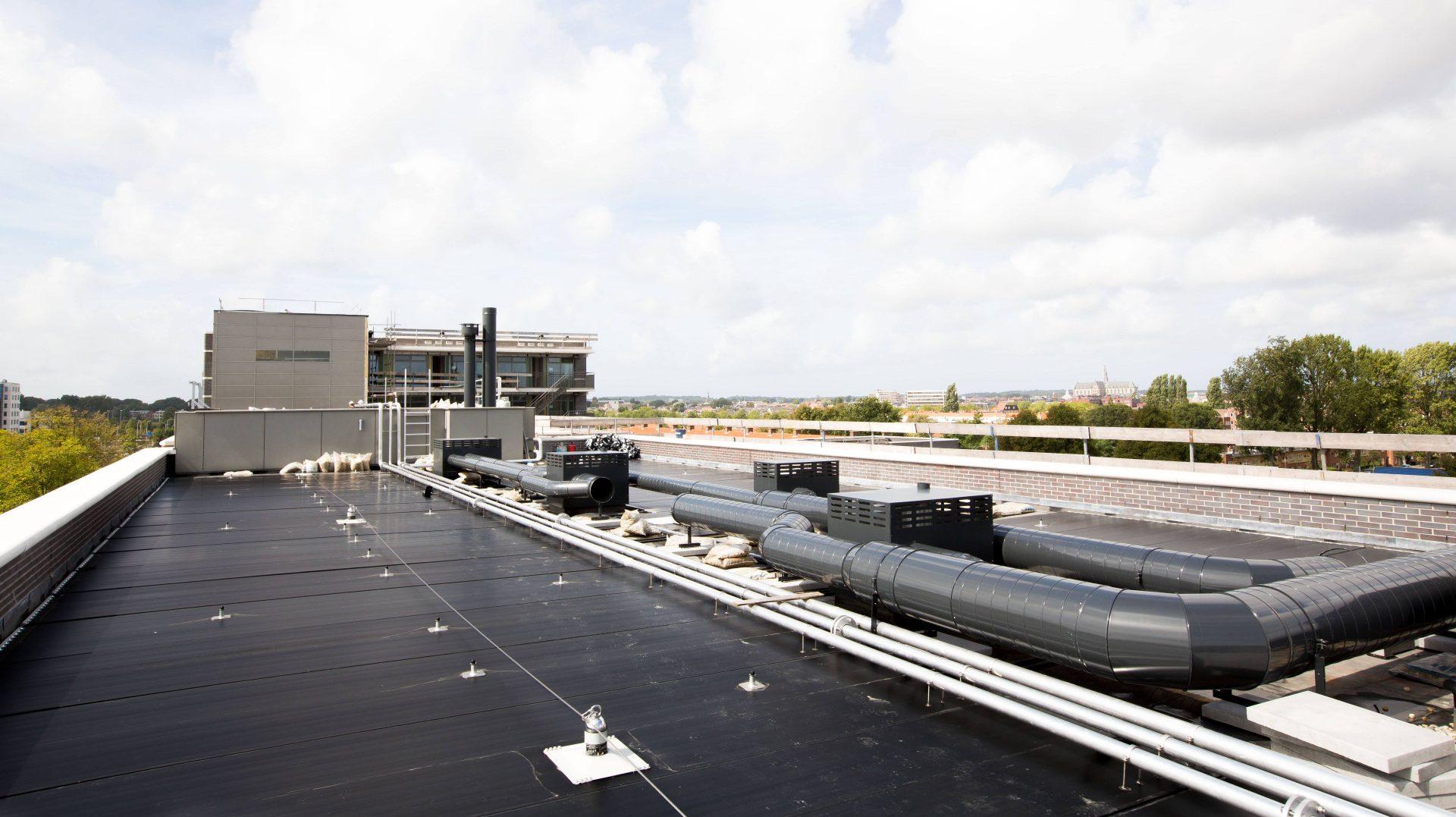 Triple Solar energiedak voor appartementencomplex Slachthuisbuurt Haarlem