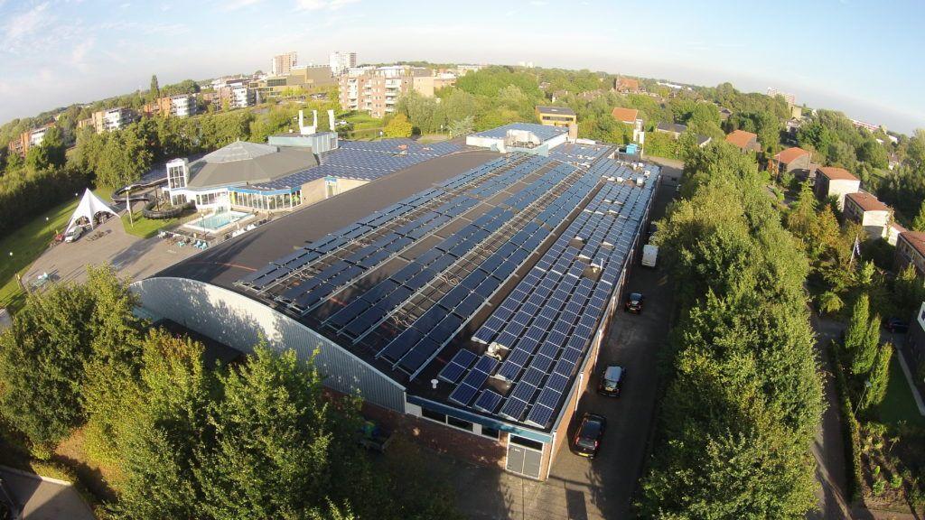 PVT-paneel-Triple-Solar-warmtepomp-zwembad-verwarmen-zonnepanelen-Drachten 3