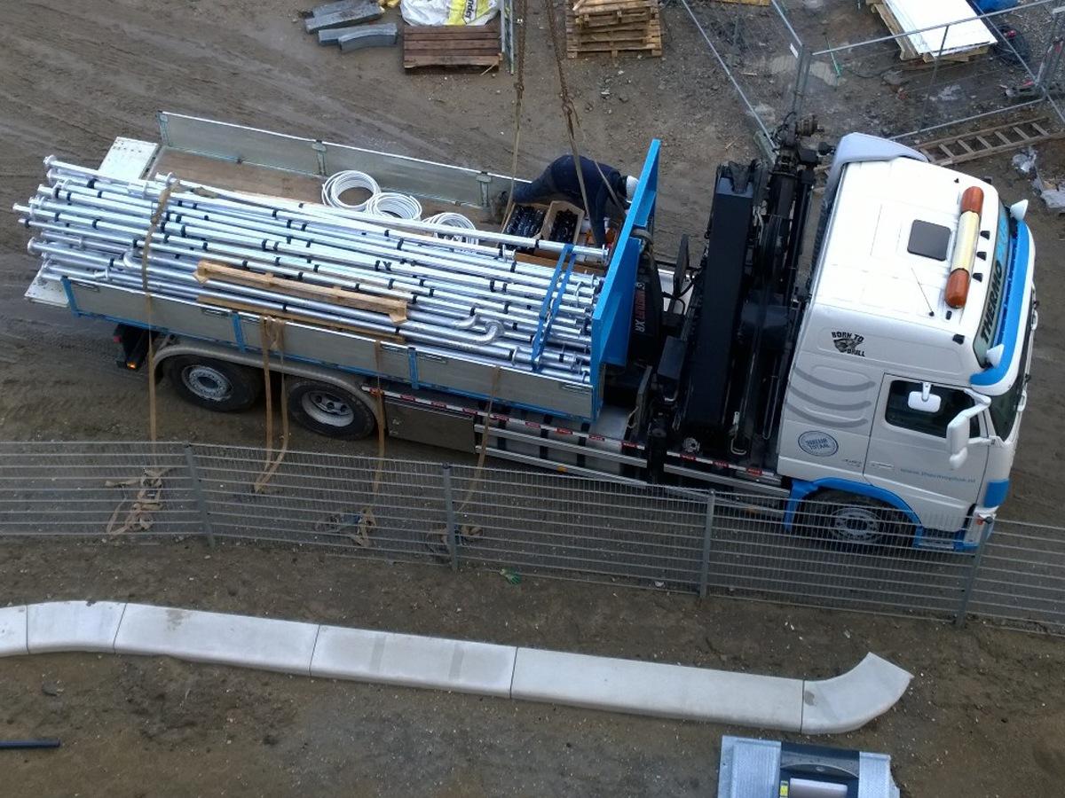 leidse schans studentenhuisvesting vrachtwagen thermoplus