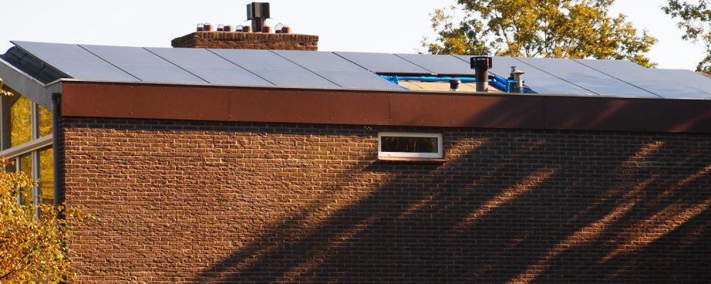 Triple Solar PVT warmtepomp paneel huis 04