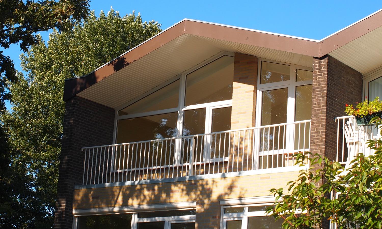 Triple Solar PVT warmtepomp paneel huis 05