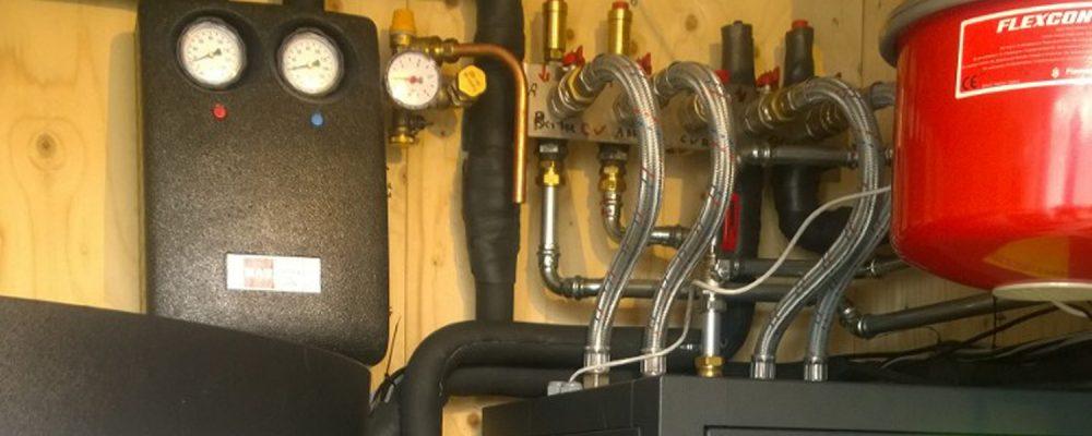 Triple Solar PVT warmtepomp paneel technische installatie