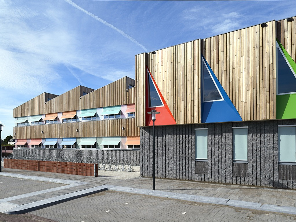 PVT-paneel-Triple-Solar-werk van archtectuurbureau Rudy Utenhaak, MFC Hoorn