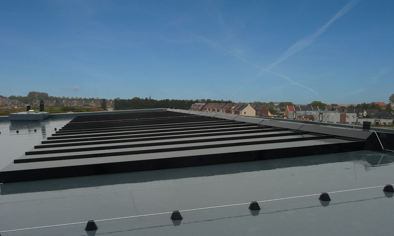 Triple Solar PVT paneel energiedak MFA de Kreek Hoorn