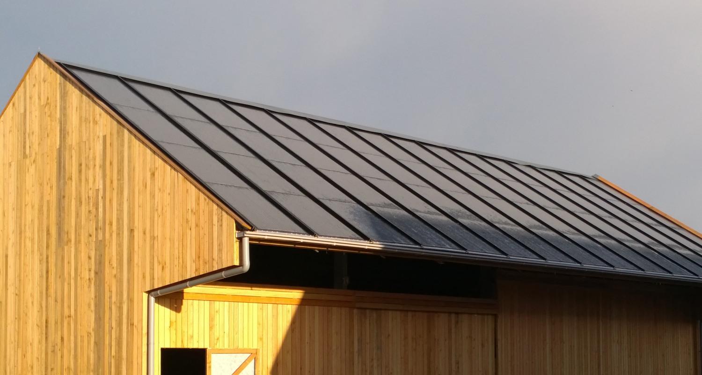PVT-paneel-Triple-Solar-warmtepomp-dak-Natuurmonument Haarzuilens aanzicht