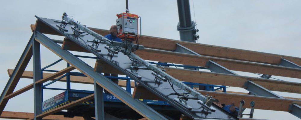 PVT-paneel-Triple-Solar-warmtepomp-dak-Natuurmonument Haarzuilens montage