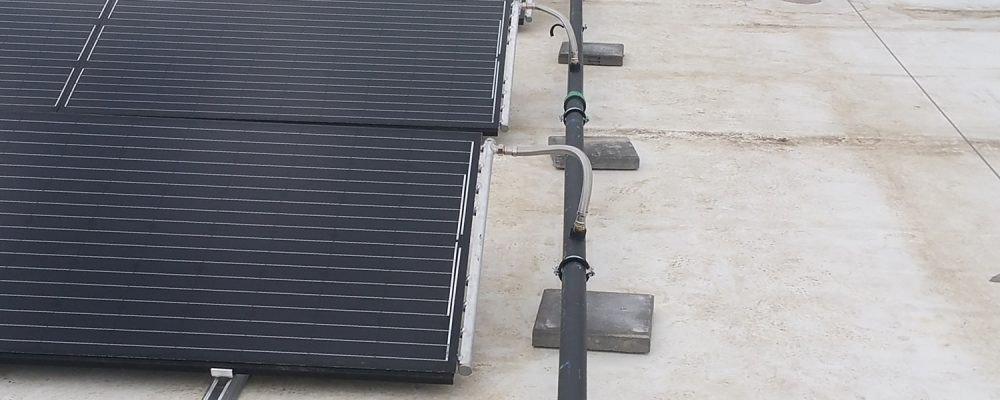 PVT panel Triple-Solar heat pump industrial 3