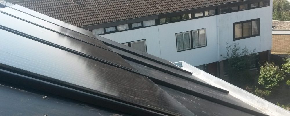 pvt panelen triple solar  warmtepomppanelen