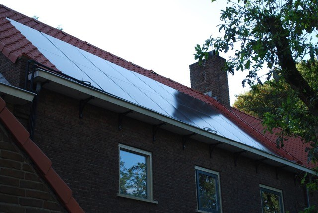 PVT warmtepomp paneel Triple Solar Peperkamp 2