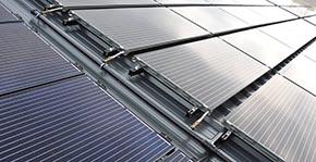 foto PVT Paneel Triple Solar luik uitsnede
