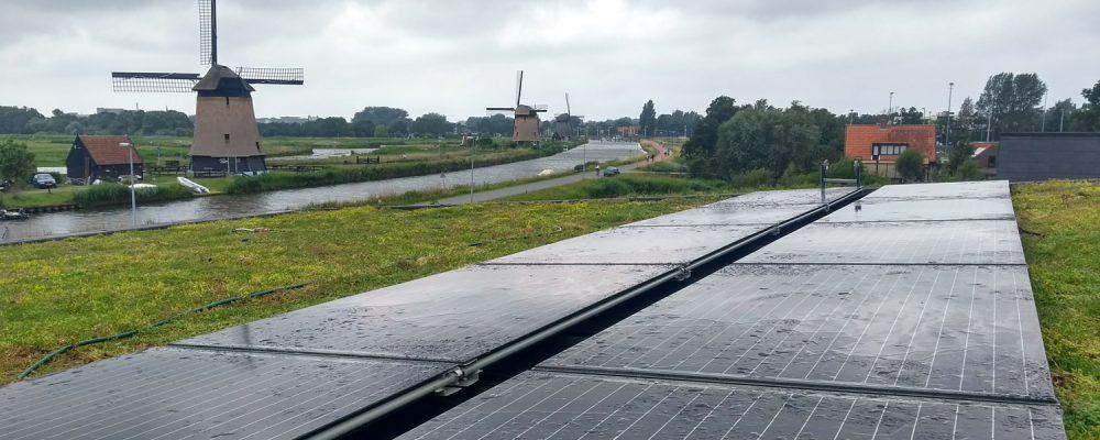 triple solar PVT warmtepomppaneel alkmaar