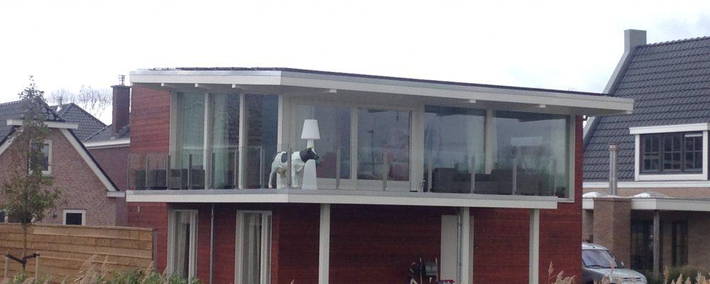 Triple Solar PVT zonnepanelen huis