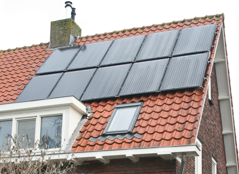 Triple Solar PVT panelen bij Alwik