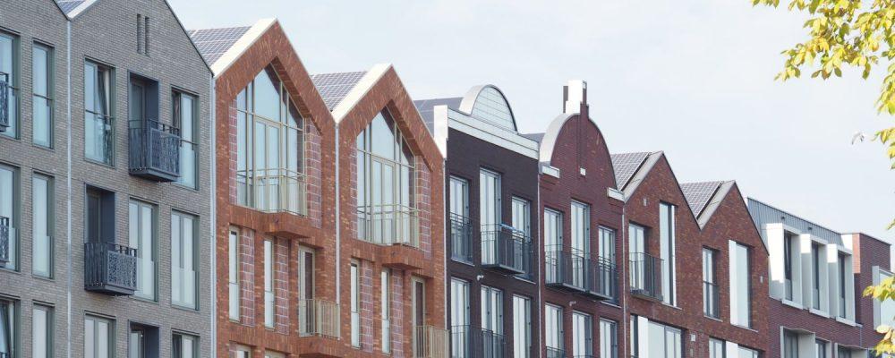 triple solar PVT panelen aanzicht bilderdijkkade