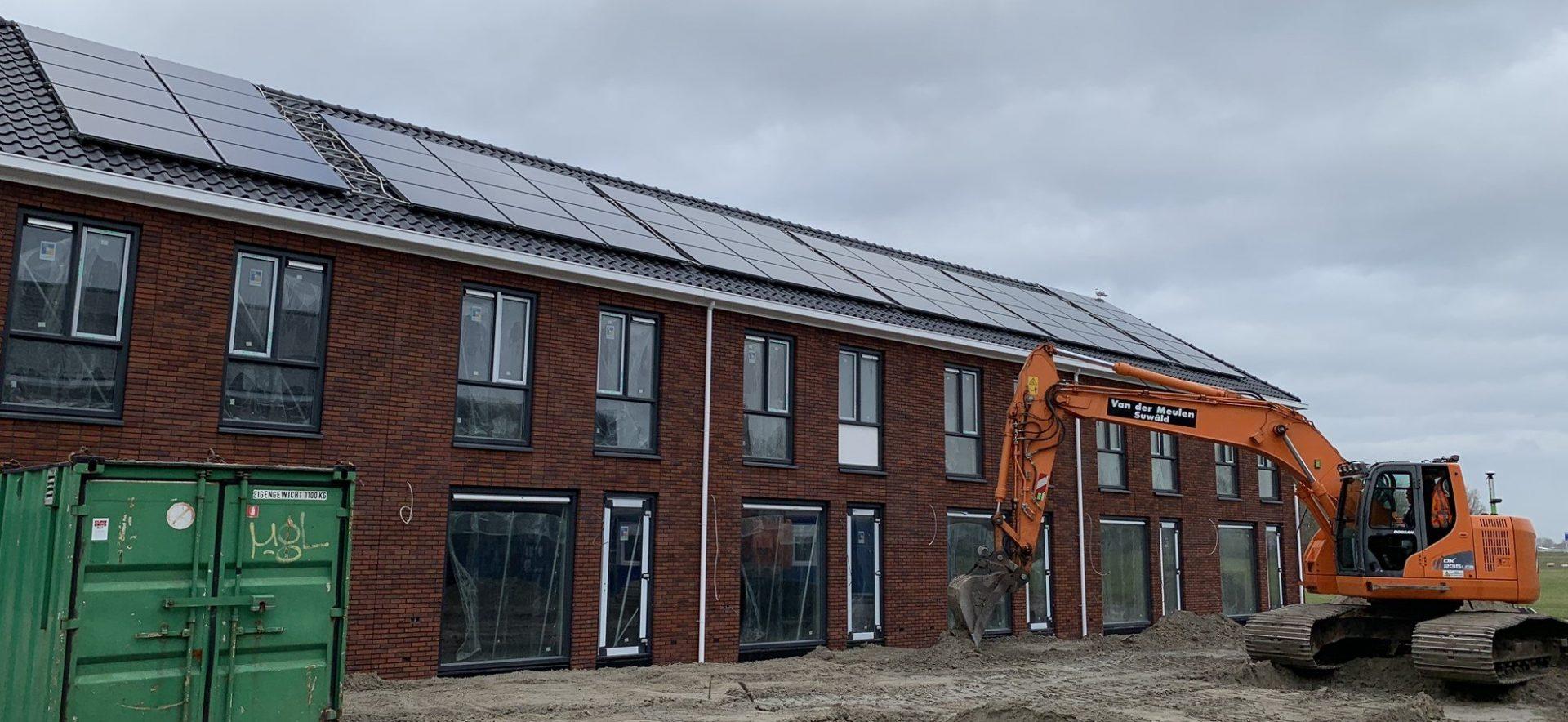 Triple Solar PVT paneel zonnepaneel warmtepomppaneel De Draai Heerhugowaard - meacasa project