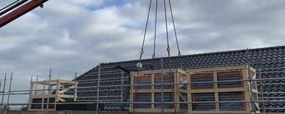 Triple Solar PVT paneel zonnepaneel warmtepomppaneel De Draai Heerhugowaard - takelen