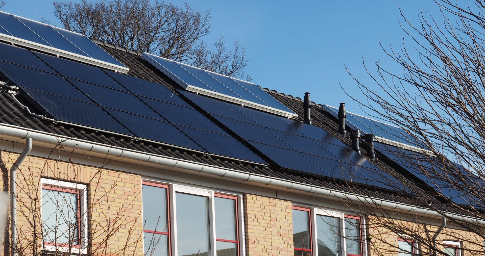 Triple Solar PVT zonnepaneel - huis Beverwijk