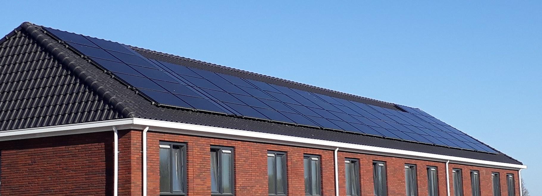 Triple Solar PVT paneel zonnepaneel warmtepomppaneel De Draai Heerhugowaard - 01