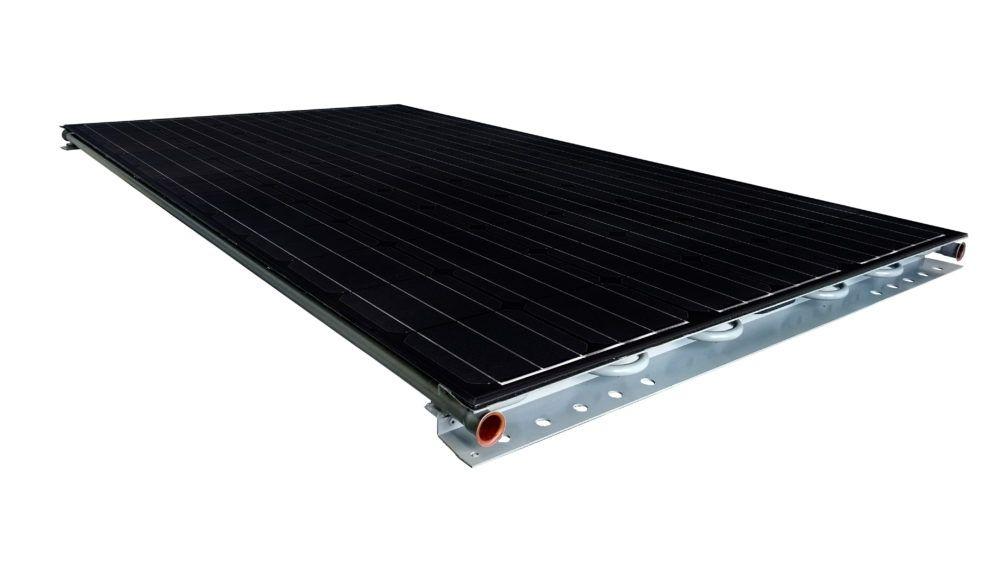 Triple Solar foto PVT warmtepomppaneel