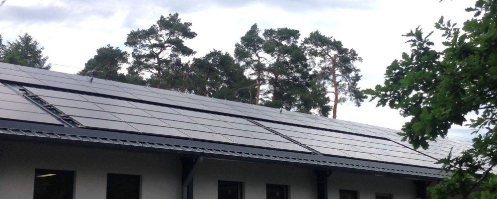 Triple Solar PVT heat pump solar panels Liège 2