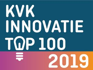 Top 100 most innovative companies in 2019 logo