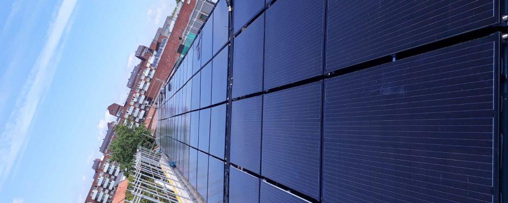 triple solar PVT paneel duurstedelaan utrecht 1