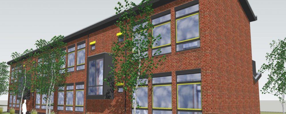 64 PVT-Wärmepumpen Kollektoren mit PV photovoltaik Solar anlagen umgebaute Schule Duurstedelaan Utrecht 1