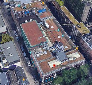NRC-gebouw Rotterdam klaar voor PVT-panelen