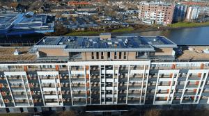 5 Optopwoning op bestaande flat Heiligharn