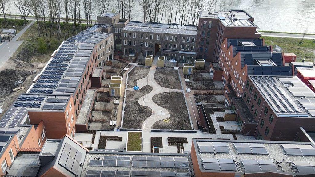 Triple Solar Ronduit Utrecht PVT