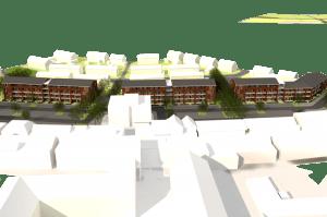 93 levensloop bestendige appartementen met duurzaamheidseis van EPC 0,25